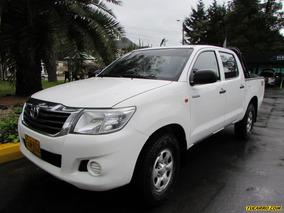 Toyota Hilux 4x4dc