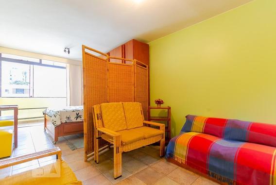 Apartamento Para Aluguel - Setor Sudoeste, 1 Quarto, 34 - 892990512
