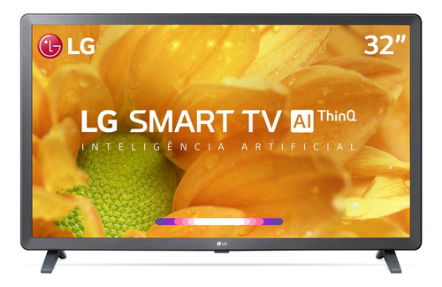 Smart Tv LG Thinq Ai Hd 32'' 32lm625bpsb 3hdmi 4usb