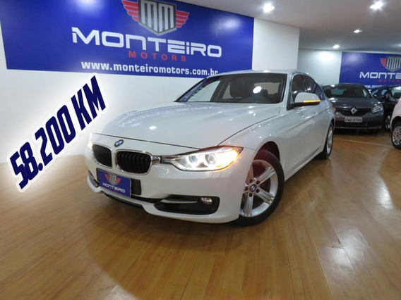 Bmw 320i 2.0 Sport Turbo Activeflex Aut Completona 58.200 Km