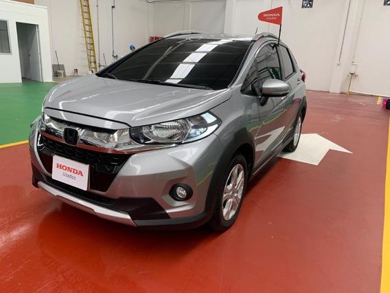 Oportunidad Honda Wrv Lx Aut Plata 2019 Excelente Estado