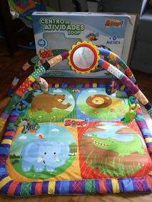 Tapete Centro De Atividades Zoop Toys