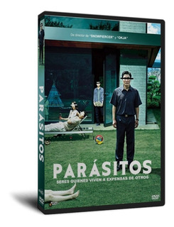 Parasite (2019) Dvd Coreano Subtitulado