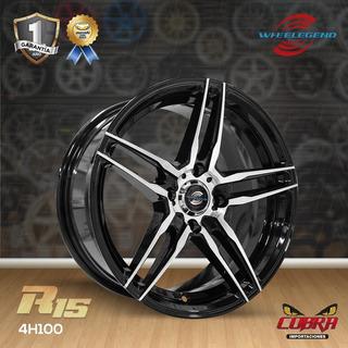 Aros Rin 15 Chevrolet Aveo Family Hiunday Honda
