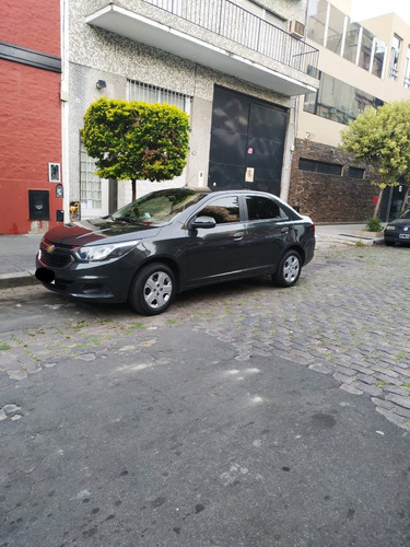 Chevrolet Cobalt 1.8 Lt Mt 2016 Impecable. Se Usa Los Doming