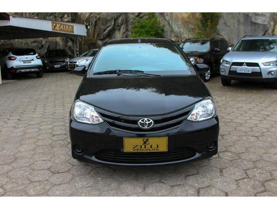 Toyota Etios Xs 1.5 At