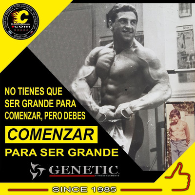 Personal Trainer Para Hombres Personalizado O A Distancia.