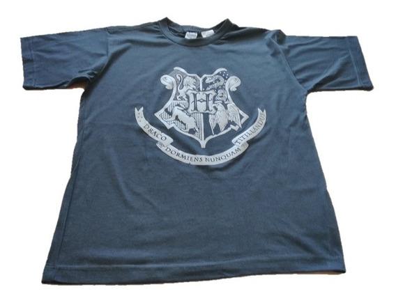 Camiseta Hogwarts Harry Potter - Promoção