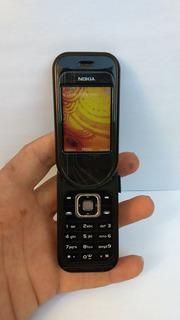Celular Nokia 7373original Desbloqueado Anatel Semi-novo