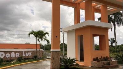 Ventas De Casas En Residencial Doña Esther Con Financiamient