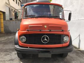 Mercedes-benz 1113 Freios Ar,hidráulico,climatizador
