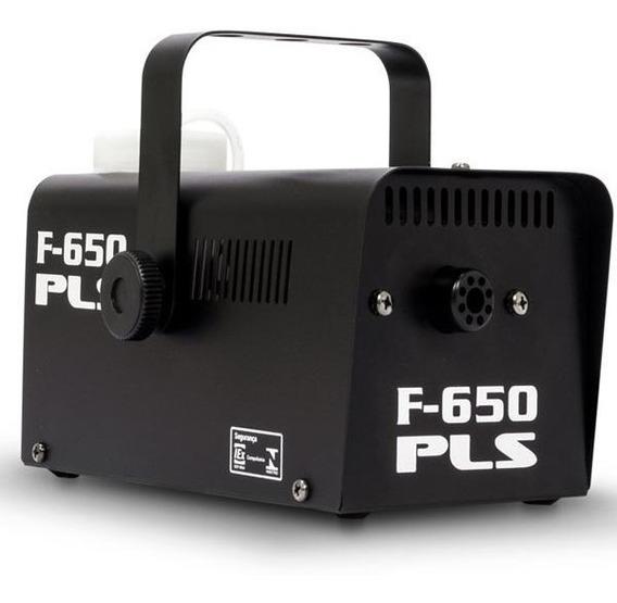 Máquina Fumaça Pls F 650 400w 110v F650 Garantia 2 Anos