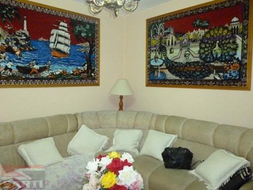 Imagem 1 de 15 de Casa - Três Dormitórios - Quatro Vagas - Itaberaba 600.000,00 - St6620