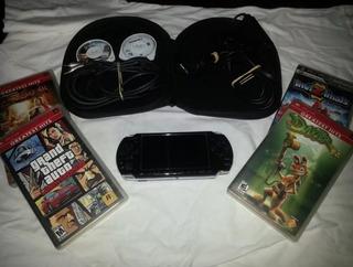 Consola Portatil Psp - Playstation - 3001 - Completa