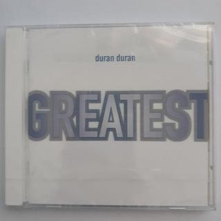 Duran Duran Greatest Cd Nuevo Y Sellado Musicovinyl