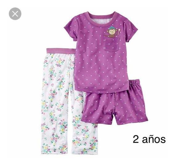 Pijama Y Jeans Oshkosh 2 Años Niña