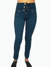 a25e1298d3 Jeans Clasicos Talle Alto - Pantalones y Jeans al mejor precio en ...