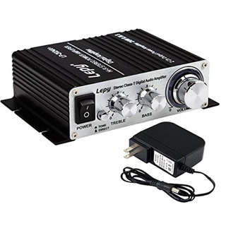 Lepy Lp-2024a-ha Lp-2024a Hola -fi Amplificador