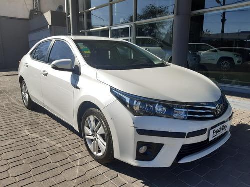 Toyota Corolla Xei Manual  Garantia Financia  A Tasa 9.5%