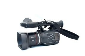 Filmadora Panasonic Ag Ac90p
