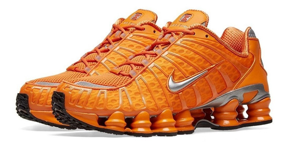 Nike Shox Tl 12 Molas Frete Grátis+brinde