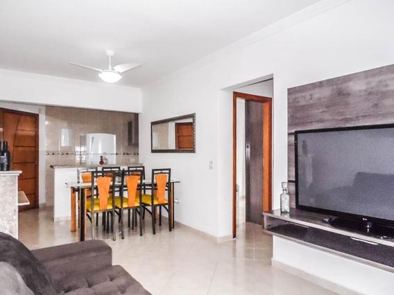 Apartamento 2 Quartos, Vista Mar Sacada Gourmet Praia Grande