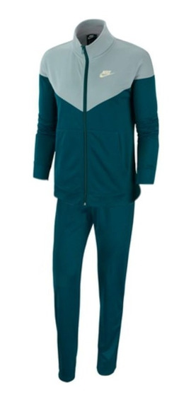 Conjunto Nike Mujer Nsw Track Suit Pk Deportivo Unisex Origi