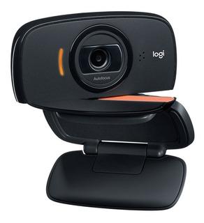 Camara Web Logitech C525 Webcam 720p 8mp Autofocus Microfono