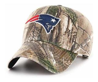 Nfl New England Patriots Realtree Ots Challenger Adjustabl