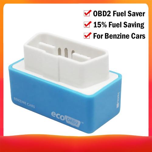 Imagen 1 de 6 de Eco Obd2 Universal Benzine Economy Fuel Saver Tuning Box