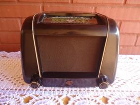 Rádio Antigo Valvulado Mullard - Raridade P/ Colecionador