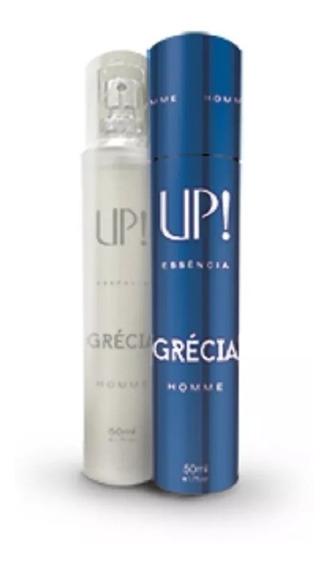 Up! Essência Grécia Nº 41 Perfume Masculino ( Lapidus )