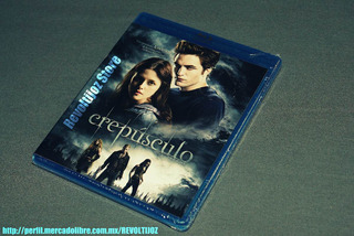 Crepusculo Twilight - Blu-ray Saga Bieber Gaga Spears Mtv