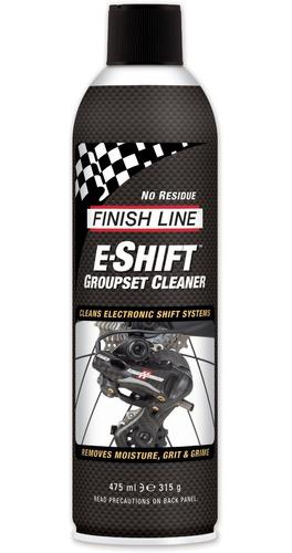 Desengrasante Grupos Electrónicos Bicicletas Finish Line 9oz