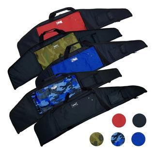 Funda Para Rifles Lujo Wild - 110 Cm Reforzada - Colores