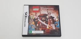 Jogo Lego Piratas Do Caribe - Nintendo Ds - Original