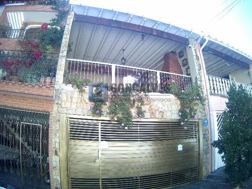 Venda Sobrado Sao Bernardo Do Campo Santa Terezinha Ref: 125 - 1033-1-125078