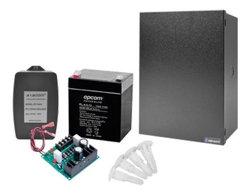 Imagen 1 de 1 de Kit Fuente Altronix Salida 12vcd 2.5a Transformador, Batería