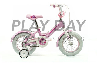 Bicicleta Firebird Fantasy Rodado 12 Rueditas Envio Gratis