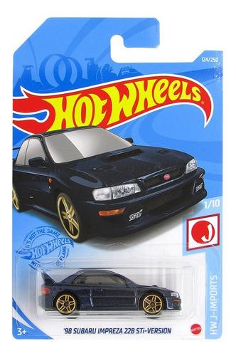 Carrinho Hot Wheels À Escolha - Edição Hw J-imports - Mattel