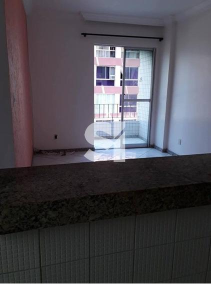 Oportunidade Unica Quarto E Sala Com Varanda- Pituba - Fs0244