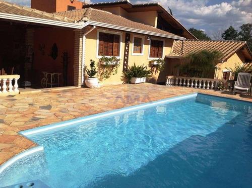 Imagem 1 de 16 de Casa Com 3 Dormitórios À Venda, 350 M² Por R$ 1.385.000,00 - Nova Higienópolis - Jandira/sp - Ca0158