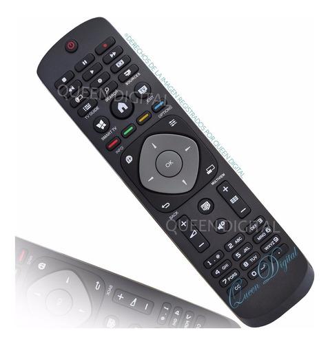 Imagen 1 de 10 de Control Remoto Para Philips Smart Tv 3d Led Nuevo Modelo