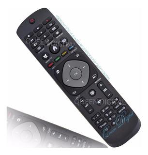Control Remoto Para Philips Smart Tv 3d Led Nuevo Modelo