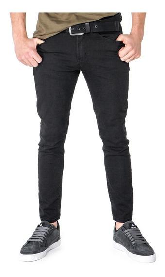 Pantalon Jean Vicus Craft Negro