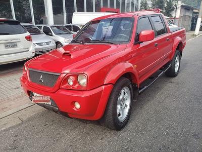 Mitsubishi L200 2.5 Sport Hpe 4x4 Cd -aceito Troca 2005