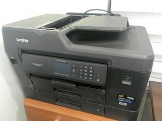 Impresora Brother J6730dw Multifuncion A3, Mas Material !