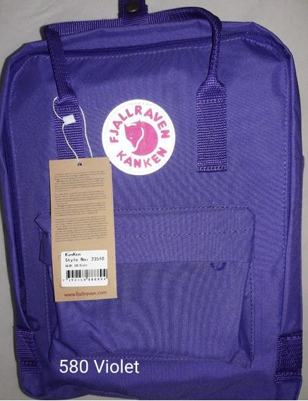 Mochila Fjallraven Kanken Classic -580violet