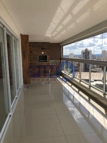 Apartamento Luxo, Setor Marista, Goiânia-go - Ap00176 - 32725606