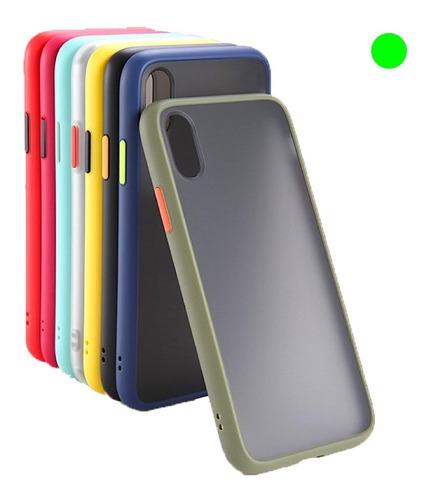 Estuche Protector Case iPhone SE 6s Se 7 8 Plus Xs X 11 Pro